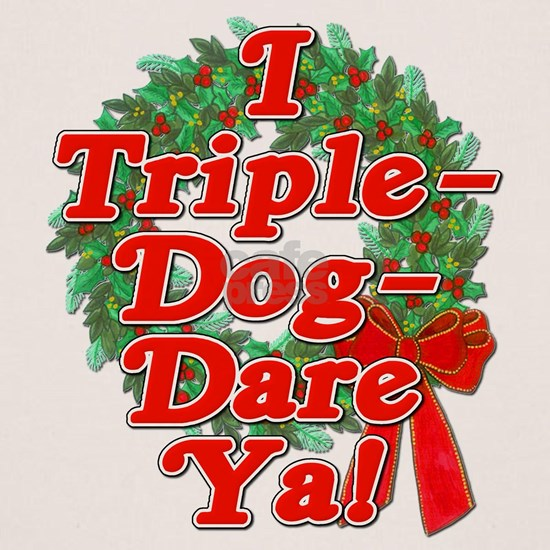 Christmas Story Triple Dog Dare