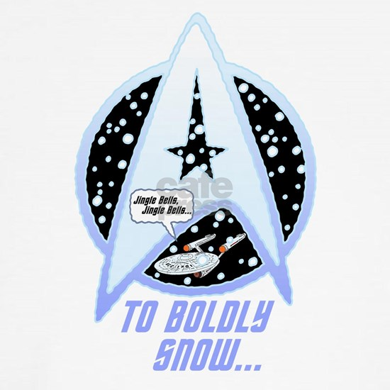 To Boldly Snow
