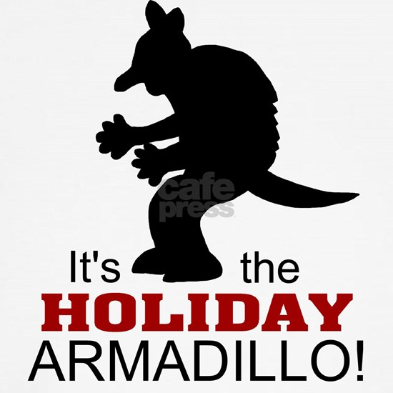 Holiday Armadillo