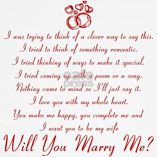 will you marry me4