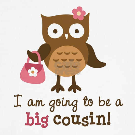 Big Cousin to be - Mod Owl