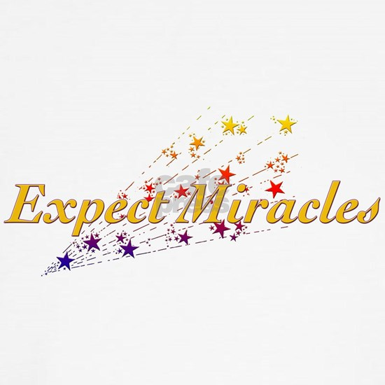 expect miracles transparent