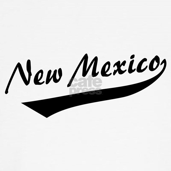 New Mexico Swoosh Bk