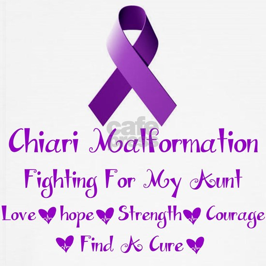 Fighting For My Aunt Chiari Malformation