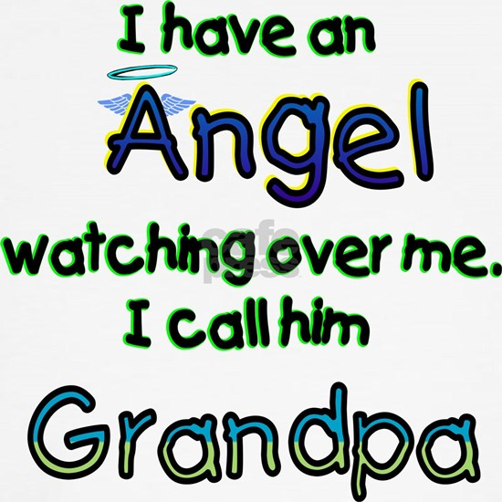 I HAVE AN ANGEL GRANDPA