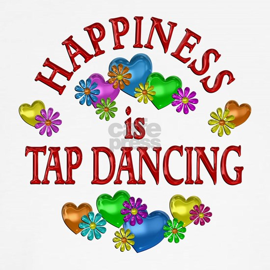 Happiness is Tap Dancing