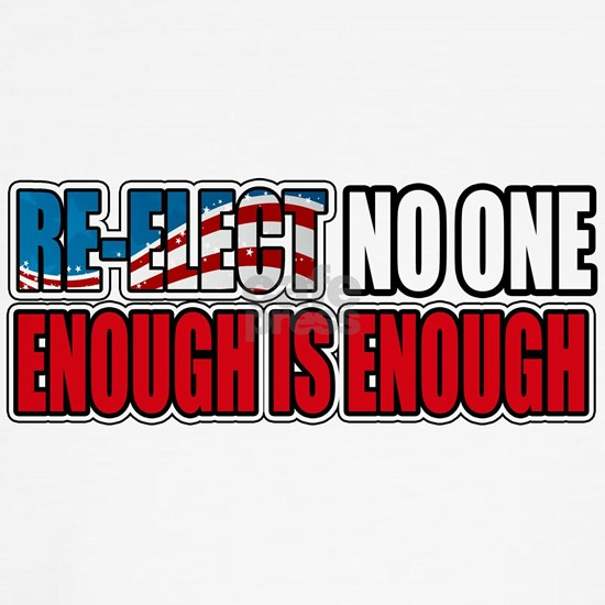 Re-elect No One