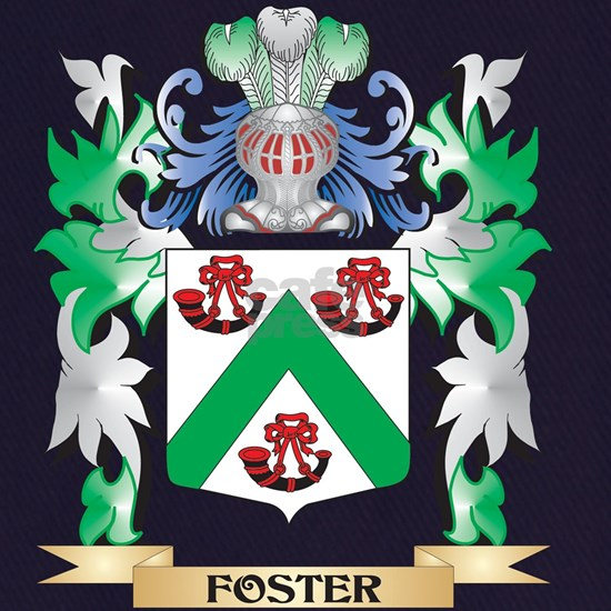 Foster Coat of Arms (Family Crest)