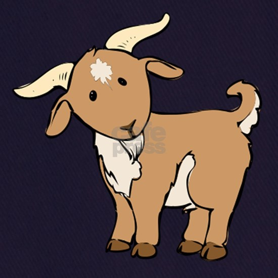 Cartoon Billy Goat