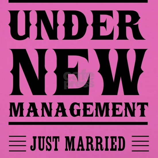 Under New Management Just Married