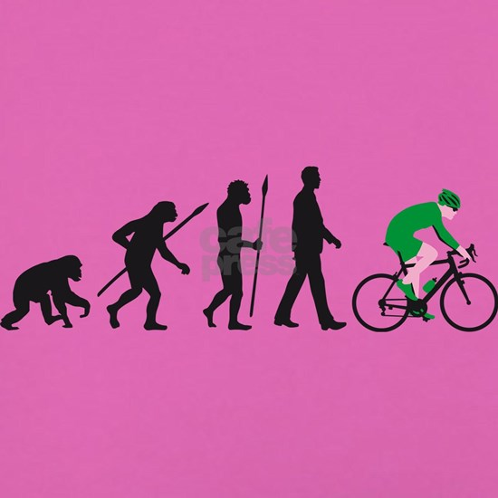 evolution bicycle racer