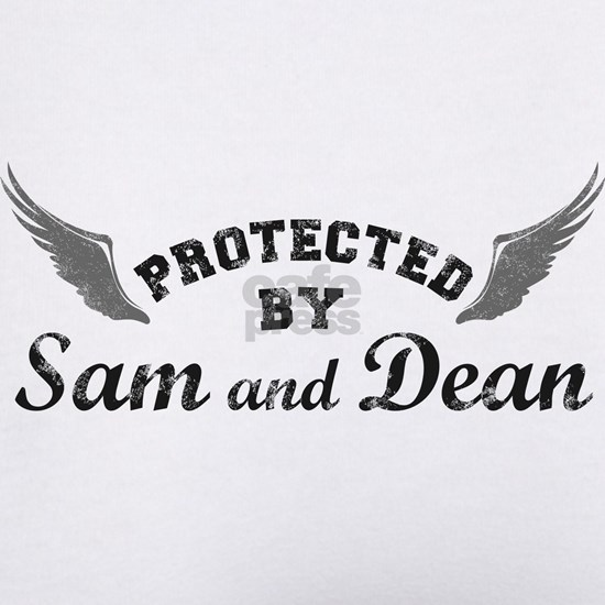 SPN protected by Sam and Dean gray