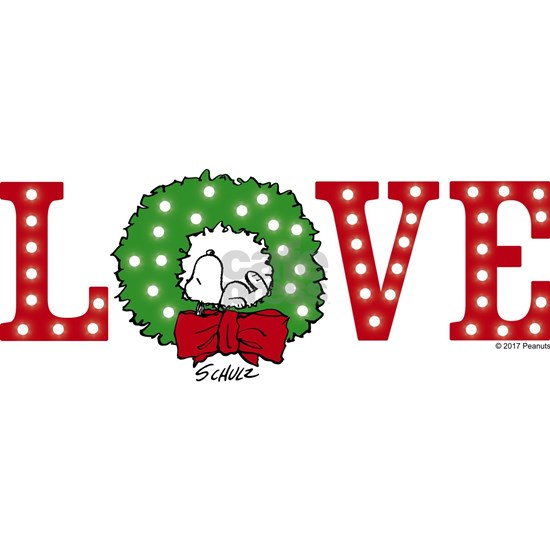 Snoopy Holiday Love