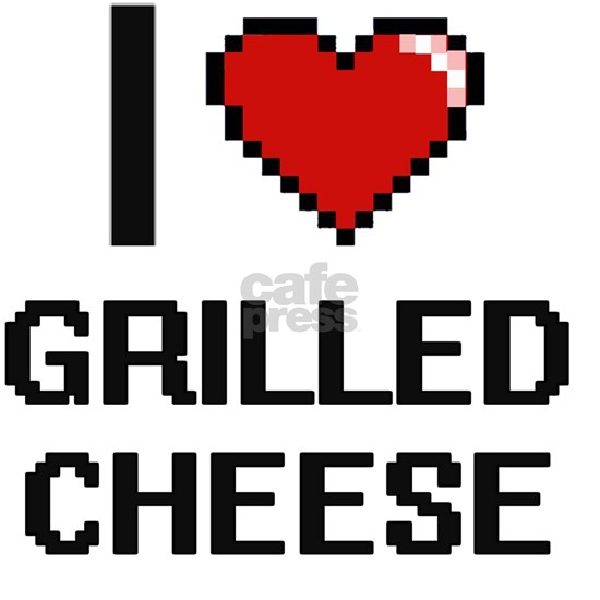 I love Grilled Cheese digital design