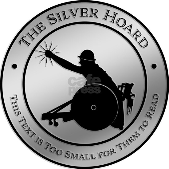 The Silver Hoard - Text