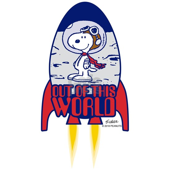 Snoopy - Out Of This World