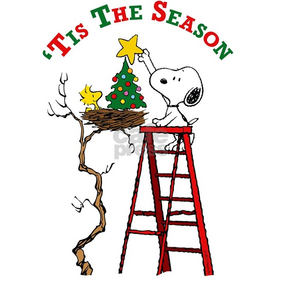 Snoopy Tis the Season