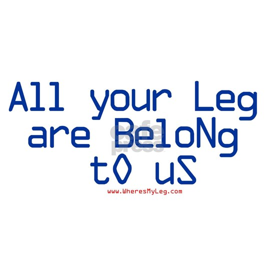 all your leg