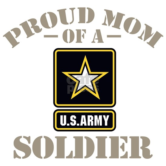 Proud U.S. Army Mom