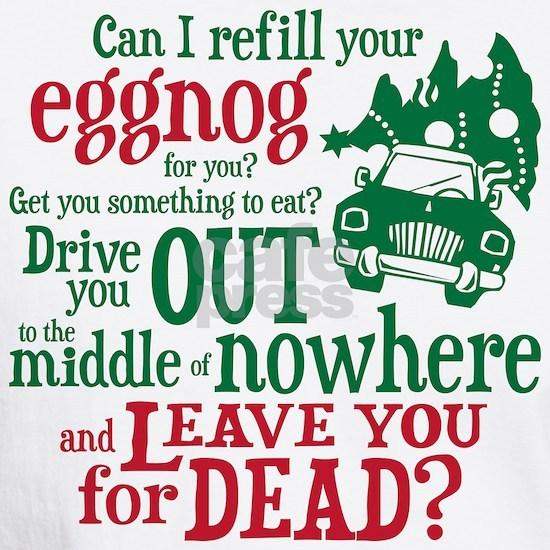 Eggnog Quote