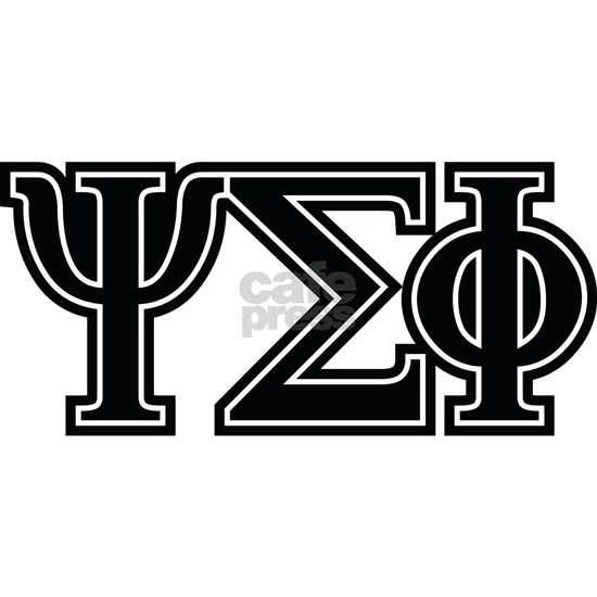 Psi Sigma Phi Letters
