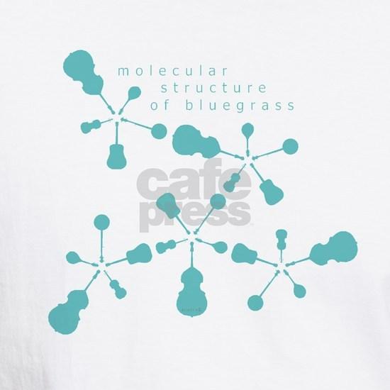 molecular structure of bluegrass transparent
