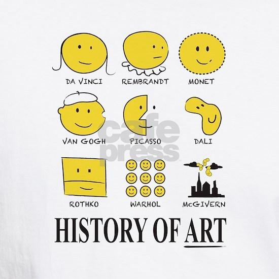 History of Art Smileys