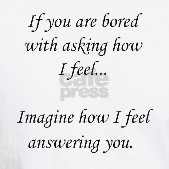 bored answer