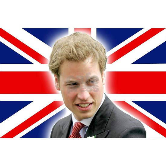 HRH Duke of Cambridge - Great Britons!