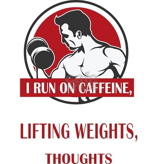 I run caffeine