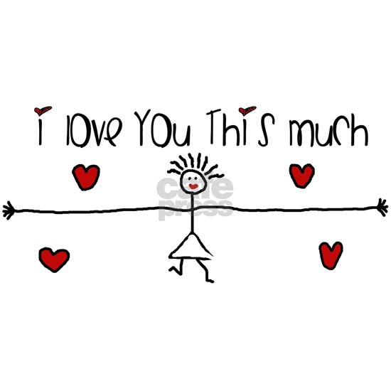 I Love You This Much
