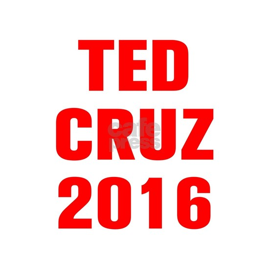 Ted Cruz 2016-Akz red 500