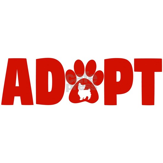 Cute Pets Paw Cat Dog Adopt Red