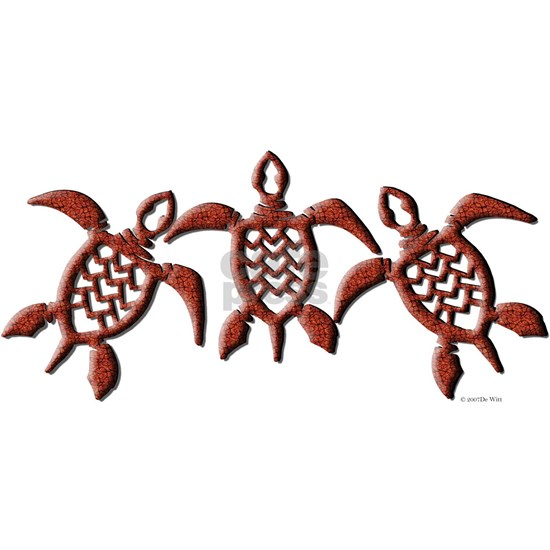 Trible turtles