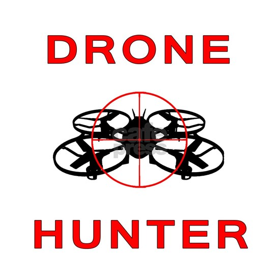 Drone Hunter Red