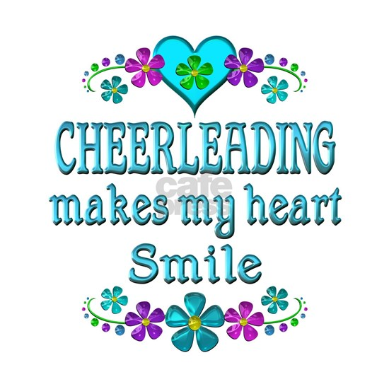 Cheerleading Smiles