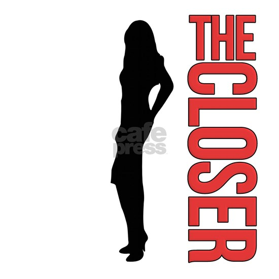 The Closer Woman Silhouette