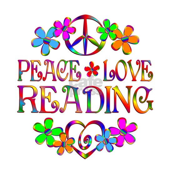 Peace Love Reading