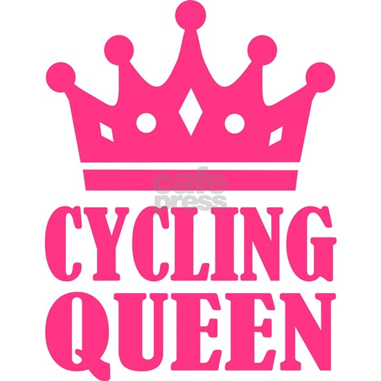 Cycling queen champion