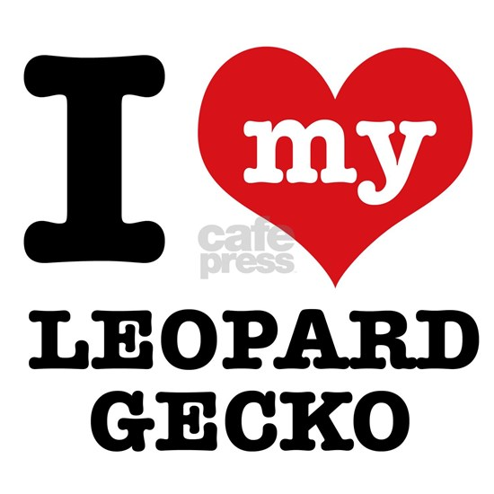 I love my Leopard Gecko