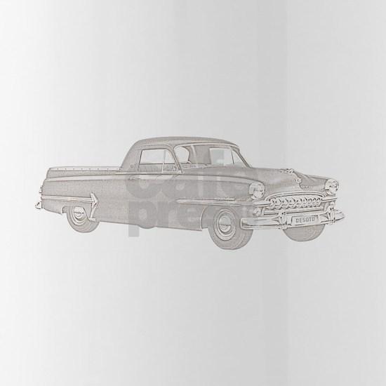 Chrysler 1937  DeSoto Coupe Utility Brown