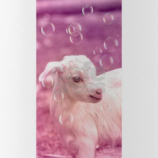 Baby Goat Whitey