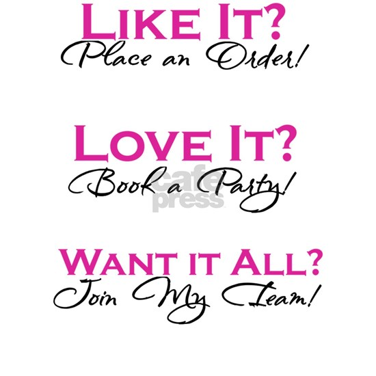 Like It, Place and Order
