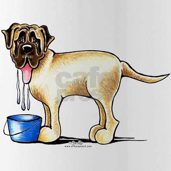 Mastiff Drool