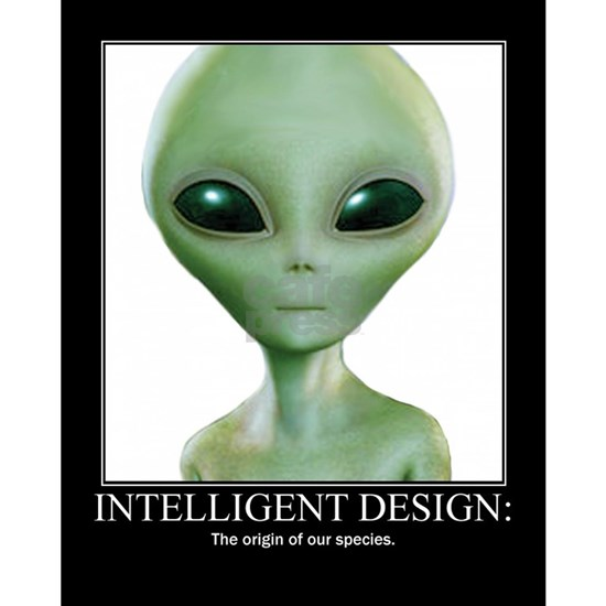 Intelligent Design: The origin of our species.