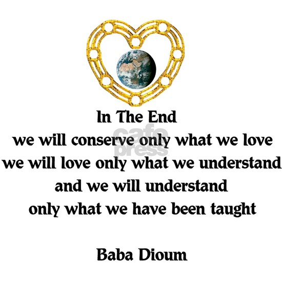 Conserve and Love Nature