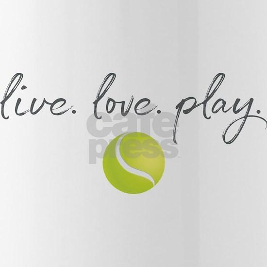 LIVE LOVE PLAY TENNIS