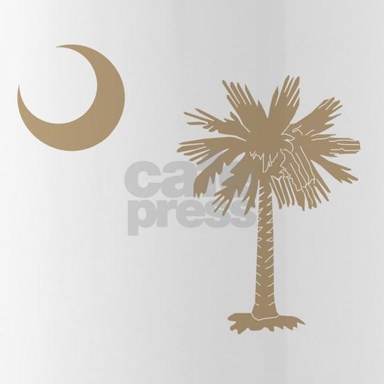 South Carolina Palmetto State Flag