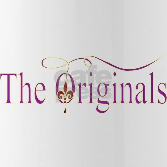 The Originals Purple Text