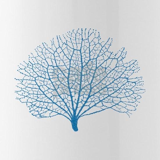 blue sea fan coral